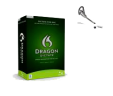 Dragon Dictate 2.5 US English, Bluetooth Software w/ headset